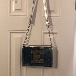 Justice E dotted bag